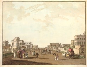 Calcutta in 1788, thirty years after the war