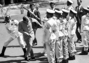 Bad Omen: While inspecting a guard of honour in Colombo a day after signing the Accord, Rajiv Gandhi was attacked by one of the Tamil soldiers of Sri Lankan army with the butt of his rifle. Thankfully the rifle was not loaded