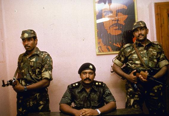 Ltte Leader Photos Feared Ltte Leader Prabhakaran