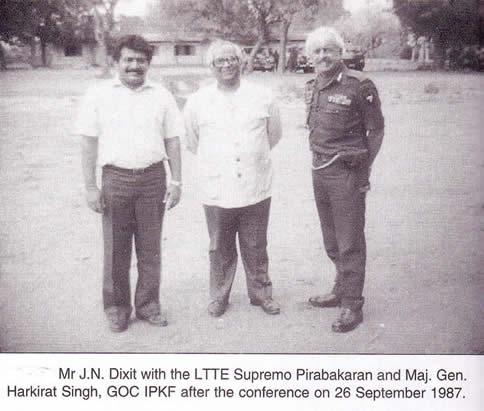 IPKF in Sri Lanka: War | Revisiting India Prabakaran JN Dixit Harkirat Singh